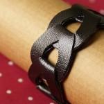 Як зробити шкіряний браслет